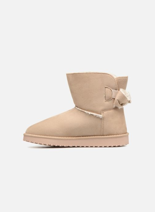 Botines  I Love Shoes THOUCHAUD Beige vista de frente