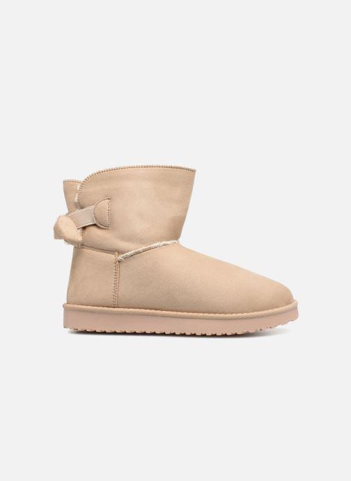 Botines  I Love Shoes THOUCHAUD Beige vistra trasera