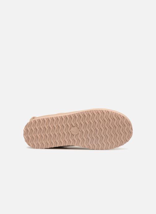 Botines  I Love Shoes THOUCHAUD Beige vista de arriba