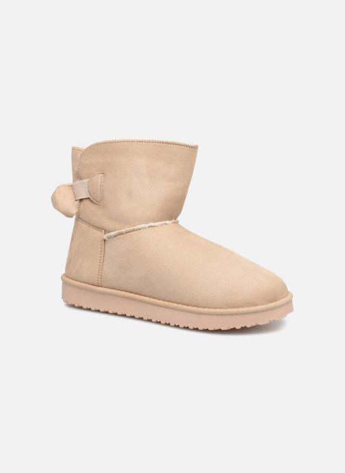 Botines  I Love Shoes THOUCHAUD Beige vista de detalle / par
