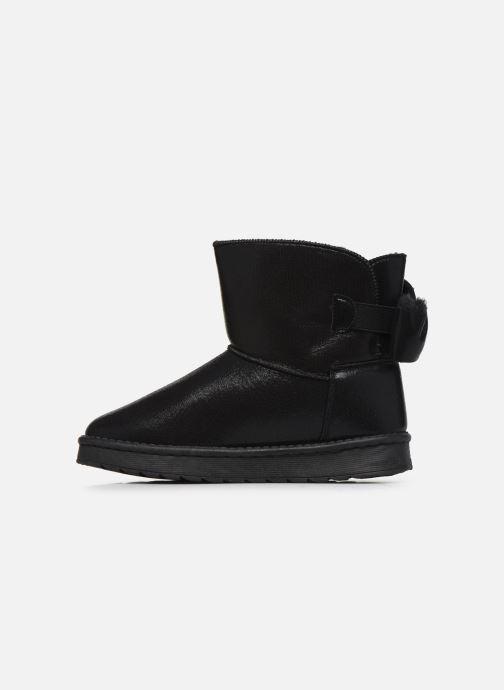Bottines et boots I Love Shoes THOUCHAUD Noir vue face