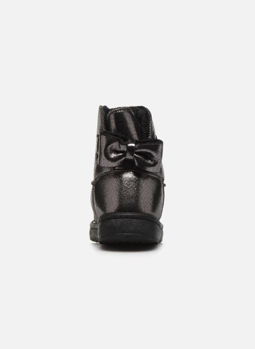 Botines  I Love Shoes THOUCHAUD Plateado vista lateral derecha