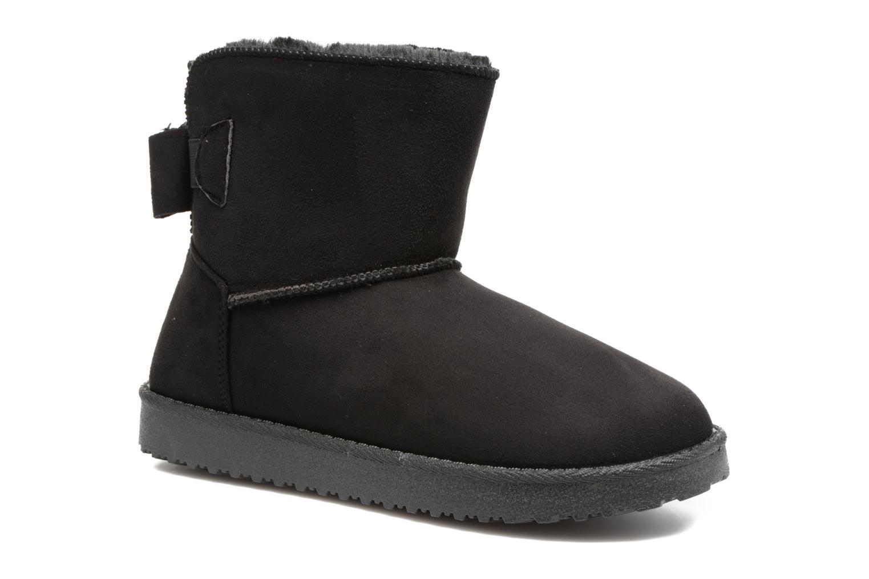 Boots en enkellaarsjes I Love Shoes THOUCHAUD Zwart detail