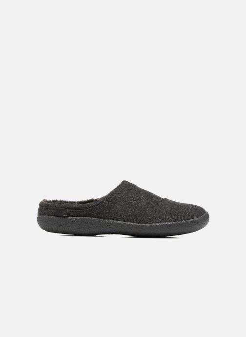 Pantoffels TOMS Berkley Zwart achterkant