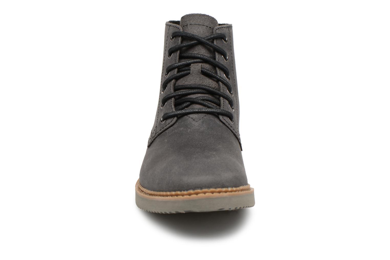 Bottines et boots TOMS Porter Noir vue portées chaussures