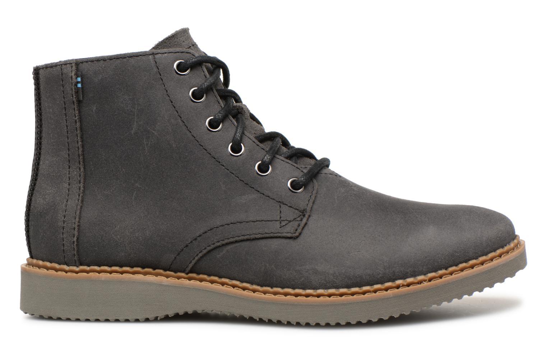 Bottines et boots TOMS Porter Noir vue derrière