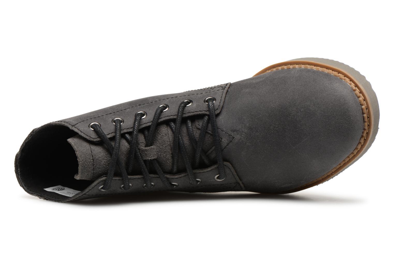 Bottines et boots TOMS Porter Noir vue gauche