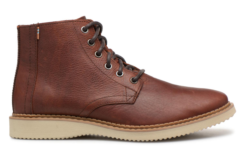 Bottines et boots TOMS Porter Marron vue derrière