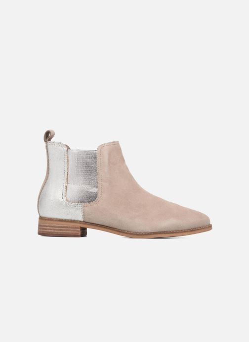 Bottines et boots TOMS Ella Beige vue derrière