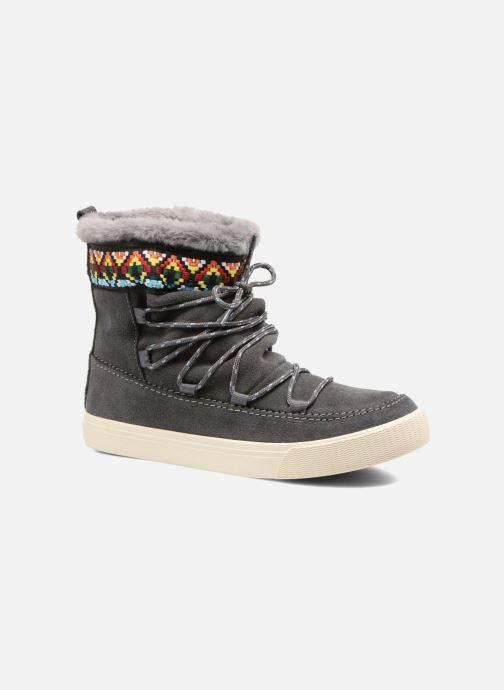 Bottines et boots TOMS Alpine Gris vue détail/paire