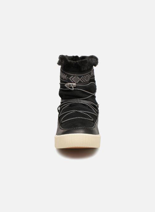 Bottines et boots TOMS Alpine Noir vue portées chaussures