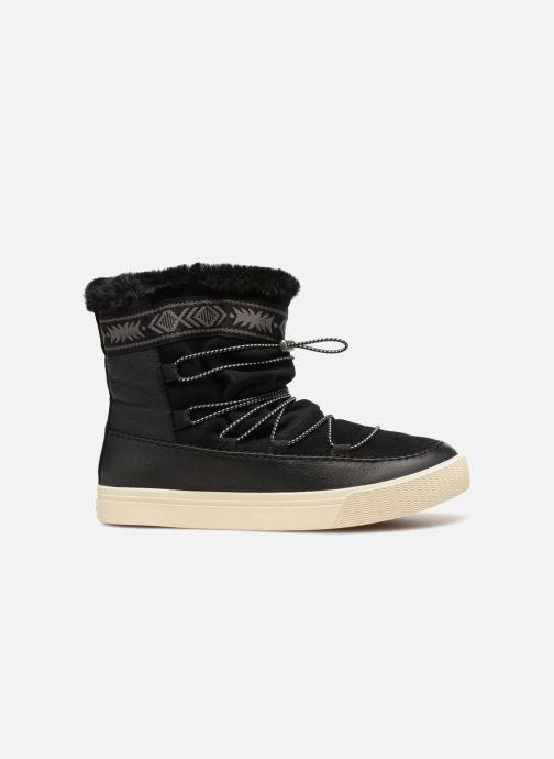 Bottines et boots TOMS Alpine Noir vue derrière