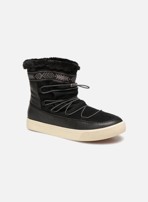 Bottines et boots TOMS Alpine Noir vue détail/paire