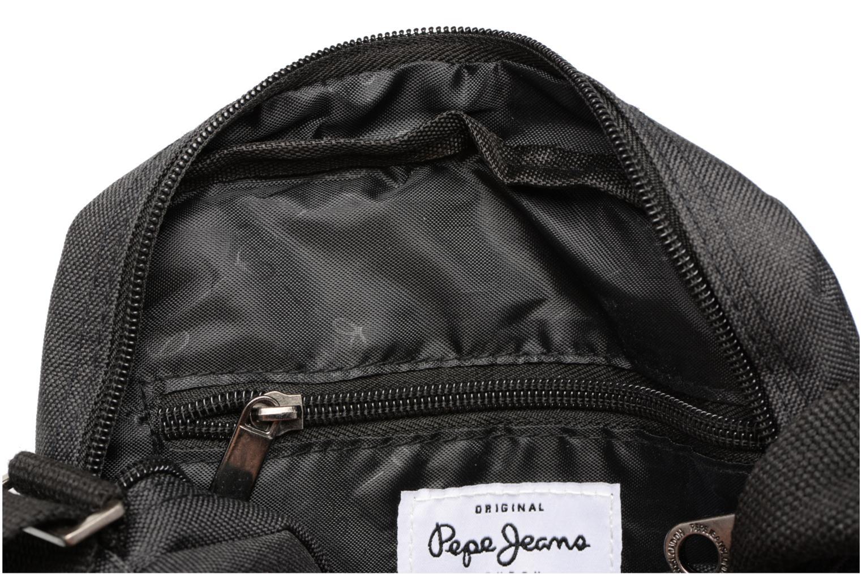 Borse uomo Pepe jeans GREENWICH Shoulder bag Nero immagine posteriore