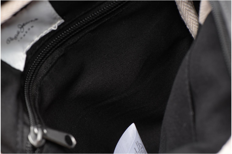 Sacs homme Pepe jeans CORCK Bag Noir vue derrière