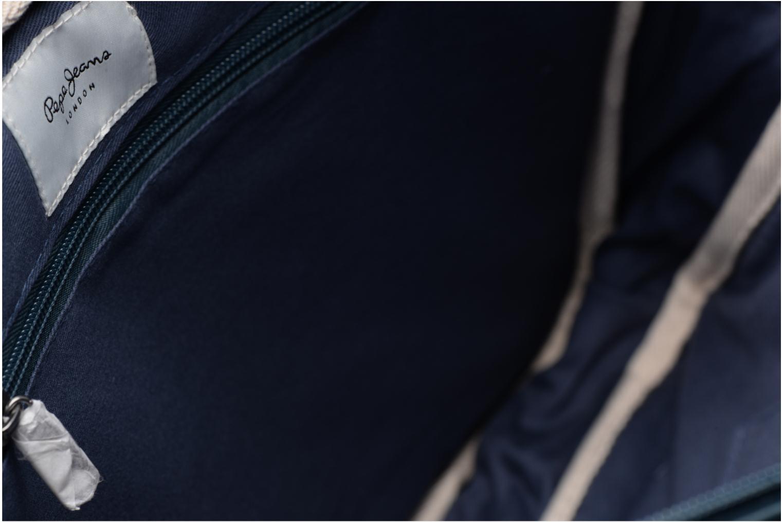 Borse uomo Pepe jeans IVY Bag Azzurro immagine posteriore