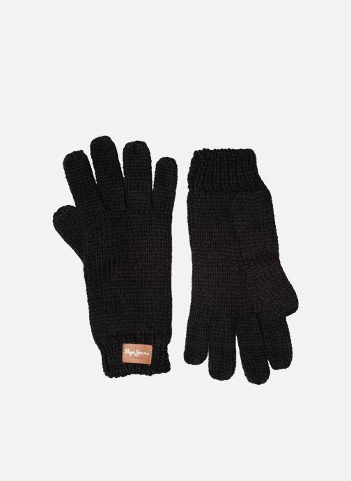 Handschuhe Pepe jeans VANITA Gloves TU schwarz detaillierte ansicht/modell