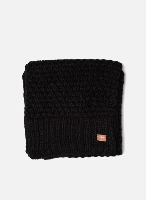 Schal Pepe jeans VANITA Scarf 200x25 schwarz schuhe getragen