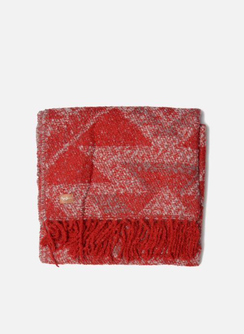 Scarf Pepe jeans TAMECA Scarf 180x60 Red model view