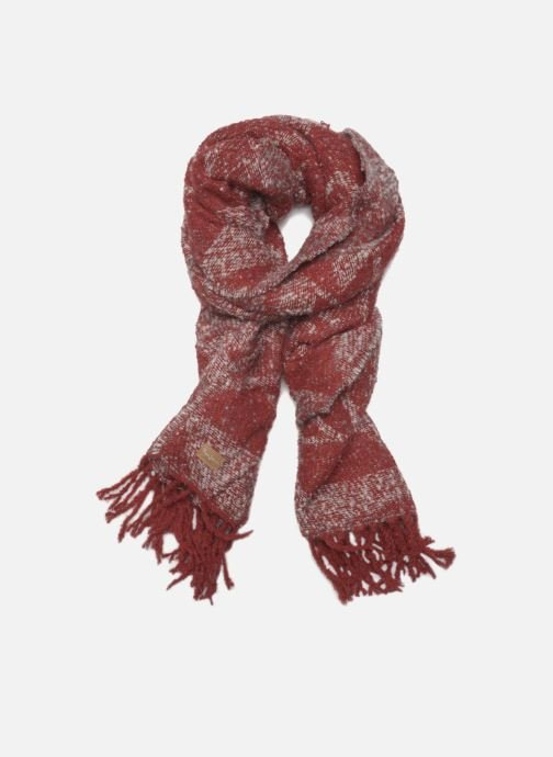 Scarf Pepe jeans TAMECA Scarf 180x60 Red detailed view/ Pair view