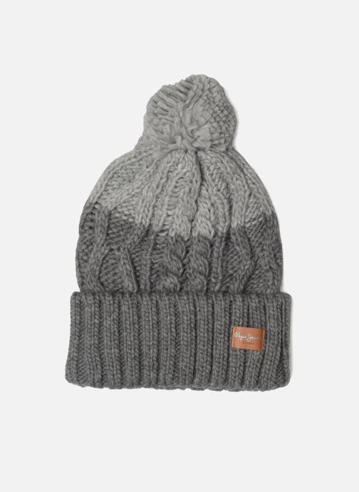 Bonnets Pepe jeans MARGE Hat Gris vue détail/paire