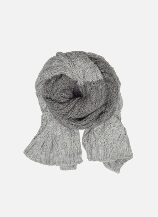 Halsduk och scarf Pepe jeans MARGE Scarf 200x55 Grå detaljerad bild på paret
