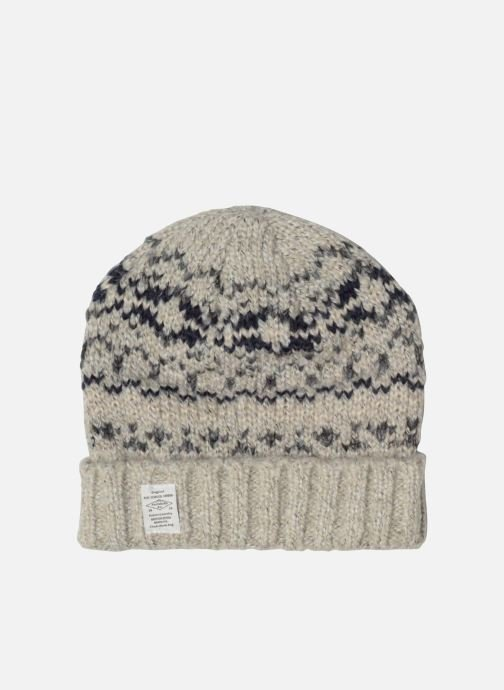 Beanie Pepe jeans ELM Hat Grey detailed view/ Pair view
