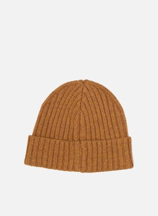 Mütze Pepe jeans OAK Hat braun schuhe getragen