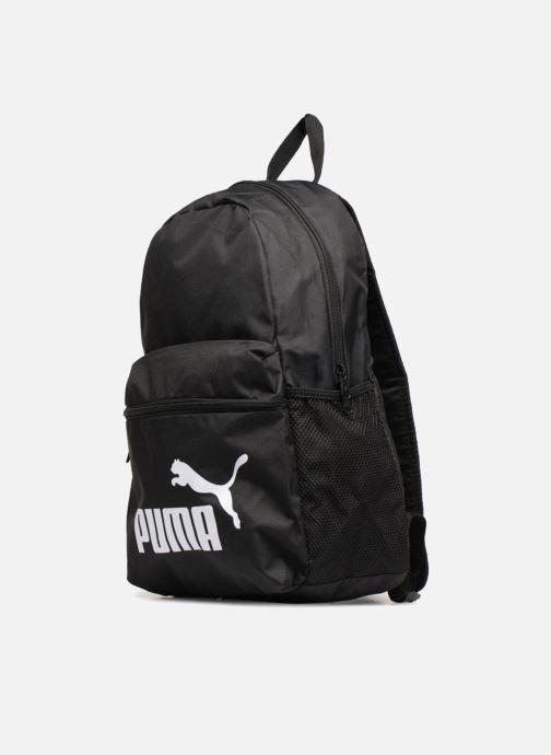 Zaini Puma Phase Backpack Nero modello indossato