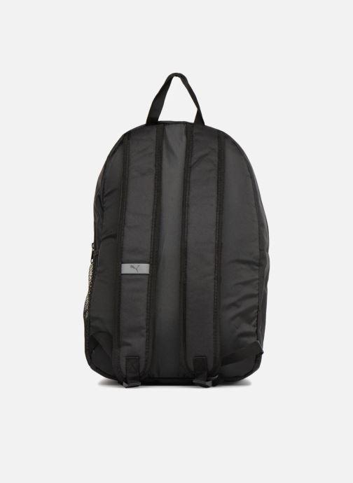 Rucksäcke Puma Phase Backpack schwarz ansicht von vorne