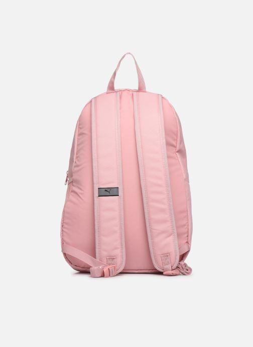 Rucksäcke Puma Phase Backpack rosa ansicht von vorne