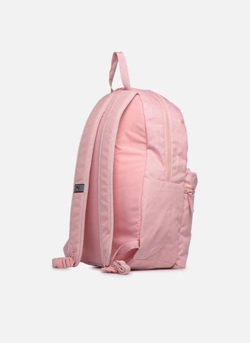 Rucksäcke Puma Phase Backpack rosa ansicht von rechts
