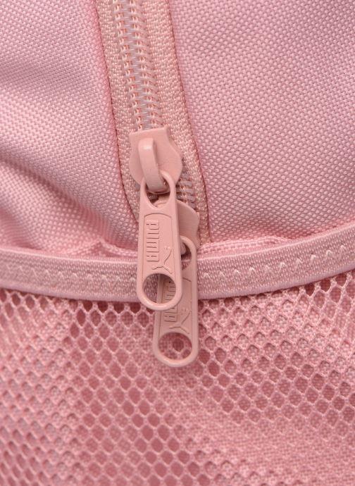Rucksäcke Puma Phase Backpack rosa ansicht von links