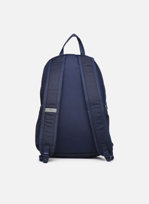 Mochilas Puma Phase Backpack Azul vista de frente