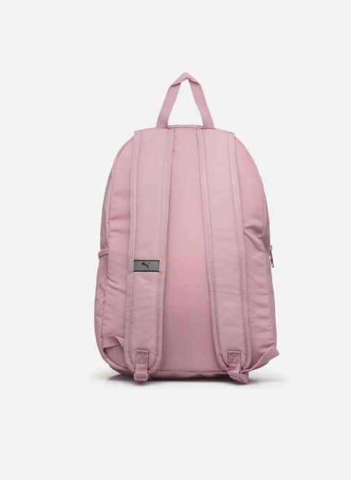 Mochilas Puma Phase Backpack Rosa vista de frente