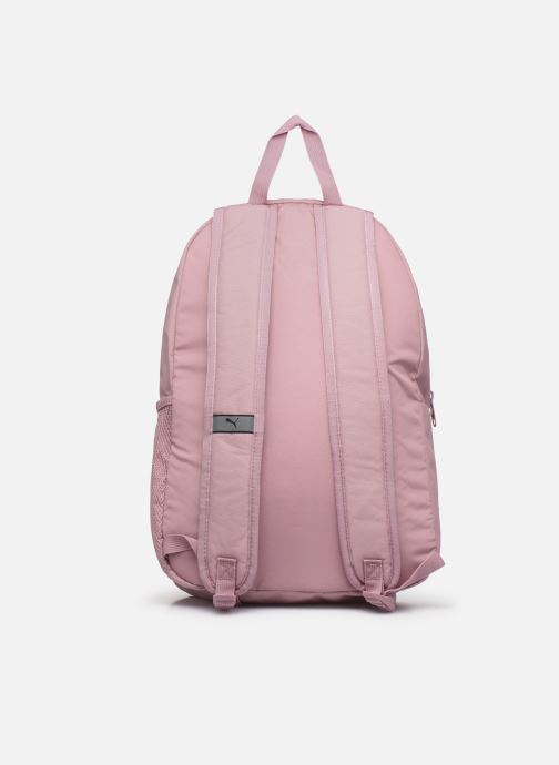 Zaini Puma Phase Backpack Rosa immagine frontale