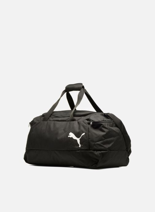 Bolsas de deporte Puma Pro Training II M Negro vista del modelo