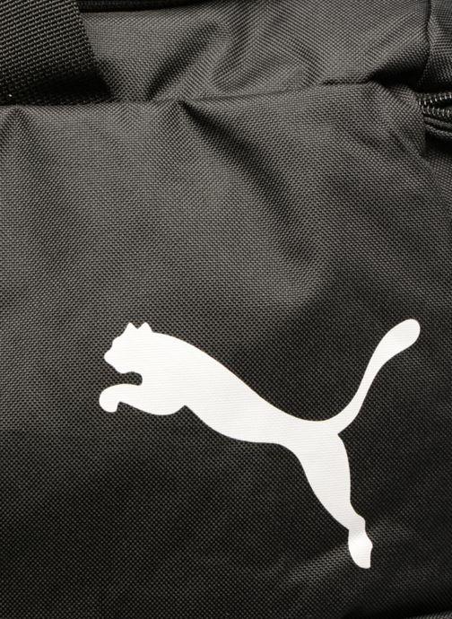 Bolsas de deporte Puma Pro Training II M Negro vista lateral izquierda