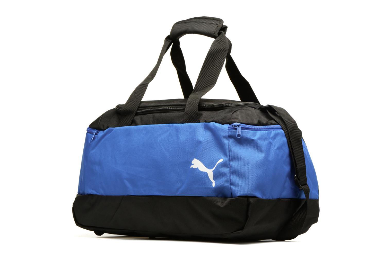 Sacs de sport Puma Pro Training II Small Bag Bleu vue portées chaussures
