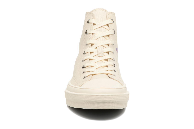 Baskets Paul Smith Kirk Blanc vue portées chaussures