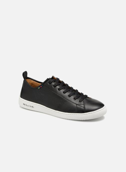 Baskets PS Paul Smith Miyata Noir vue détail/paire