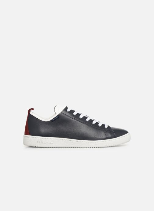 Baskets PS Paul Smith Miyata Bleu vue derrière