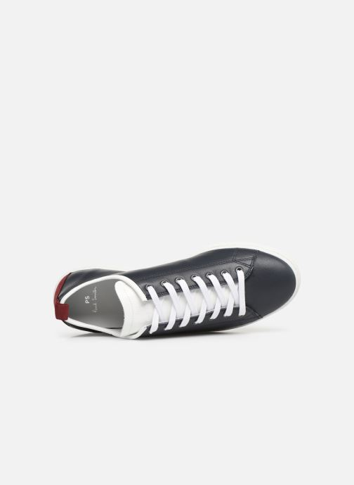 Baskets PS Paul Smith Miyata Bleu vue gauche