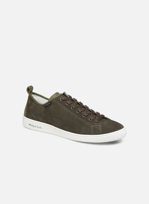 Baskets PS Paul Smith Miyata Vert vue détail/paire