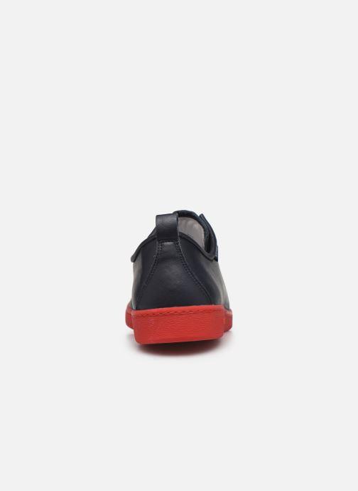 Sneaker PS Paul Smith Miyata blau ansicht von rechts