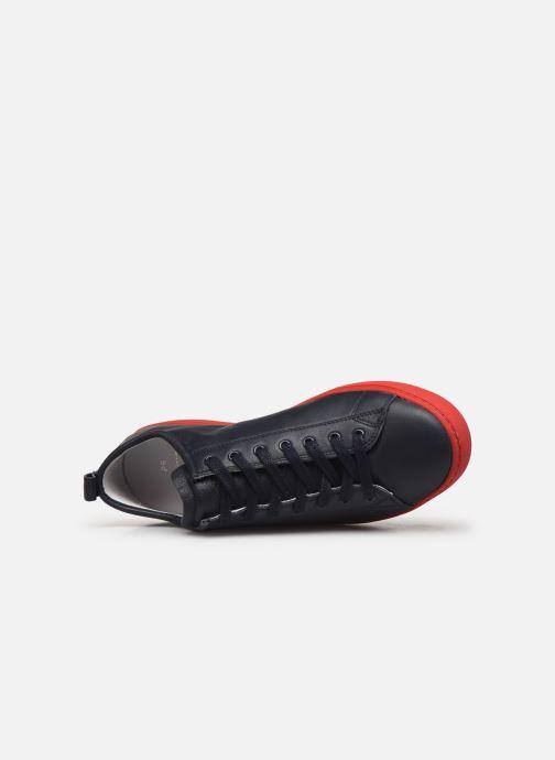 Sneaker PS Paul Smith Miyata blau ansicht von links