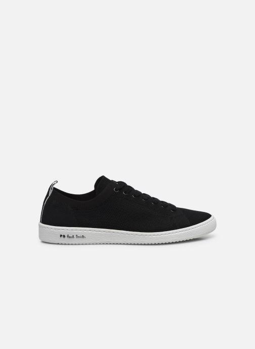 Sneaker PS Paul Smith Miyata schwarz ansicht von hinten