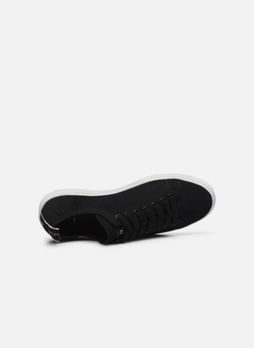 Baskets PS Paul Smith Miyata Noir vue gauche
