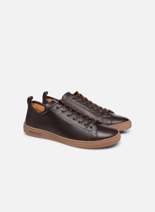 Baskets PS Paul Smith Miyata Marron vue 3/4
