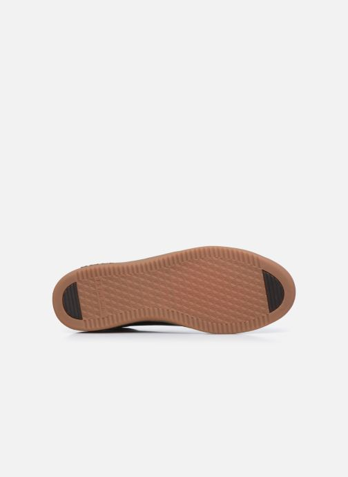 Baskets PS Paul Smith Miyata Marron vue haut